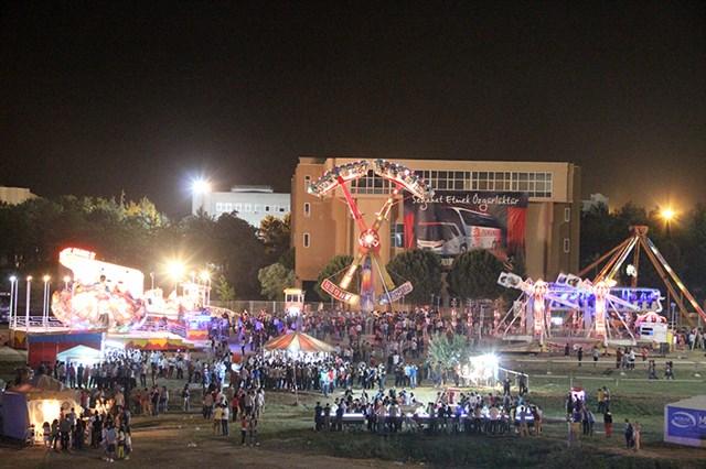 Uludağ Üniversitesi 2012 Bahar Şenlikleri