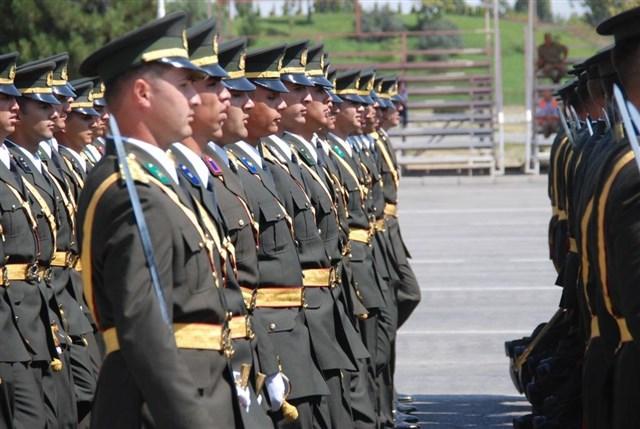 Askerde Yedek Subaylık ve Veteriner Asteğmen
