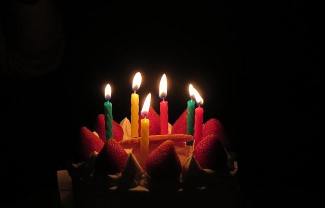 Bugün Benim Doğum Günüm